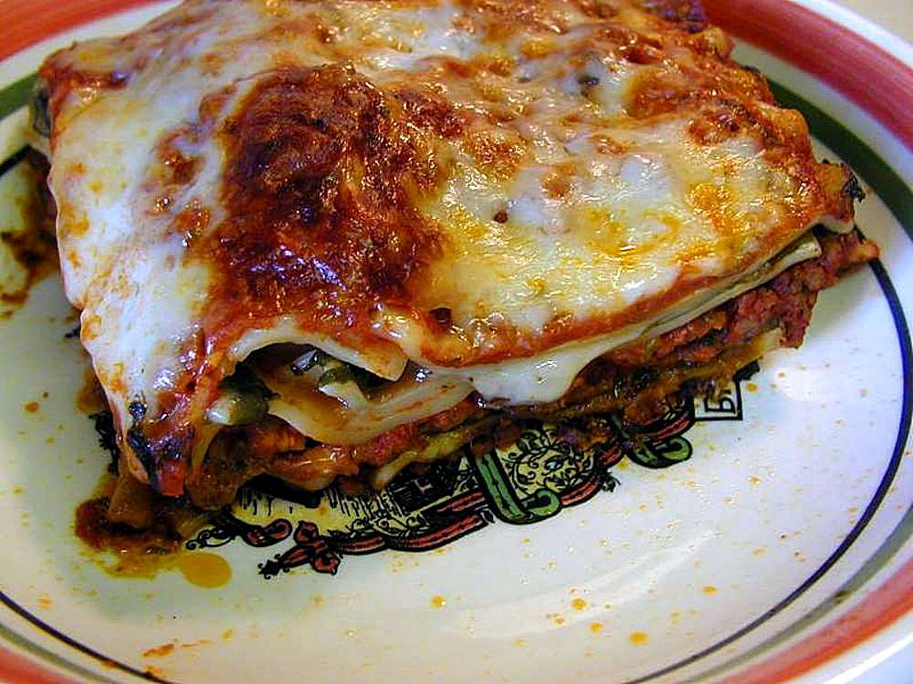 Lasagna_food